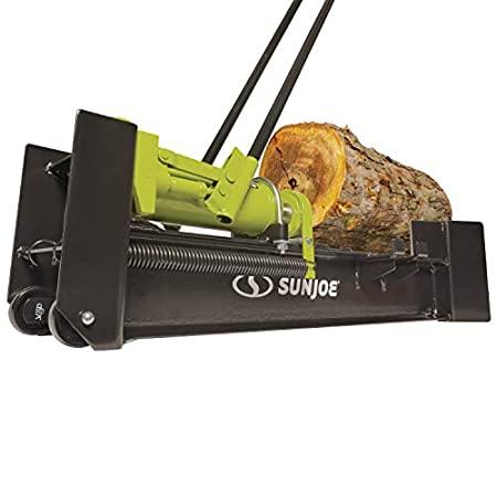 Sun Joe LJ10M Logger Joe 10 Ton Hydraulic Log Splitter Review