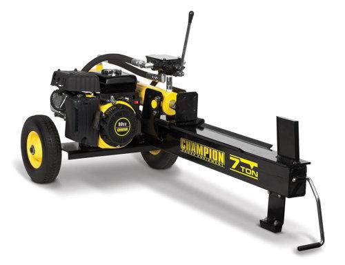 Champion 7-Ton Compact Horizontal Gas Log Splitter