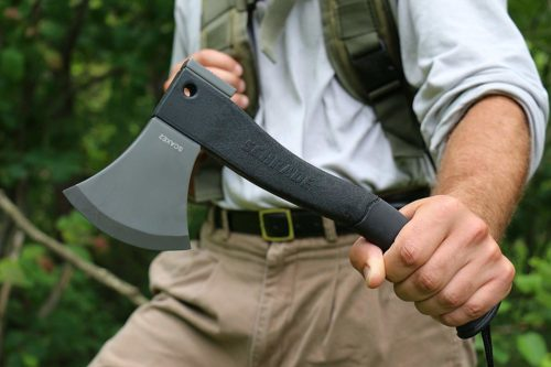 Best Hatchet For Camping & Backpacking -Buyer's Guide & Reviews