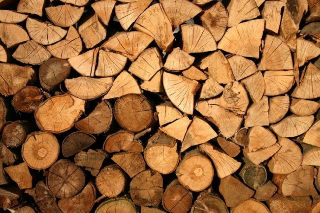 How to Split Firewood
