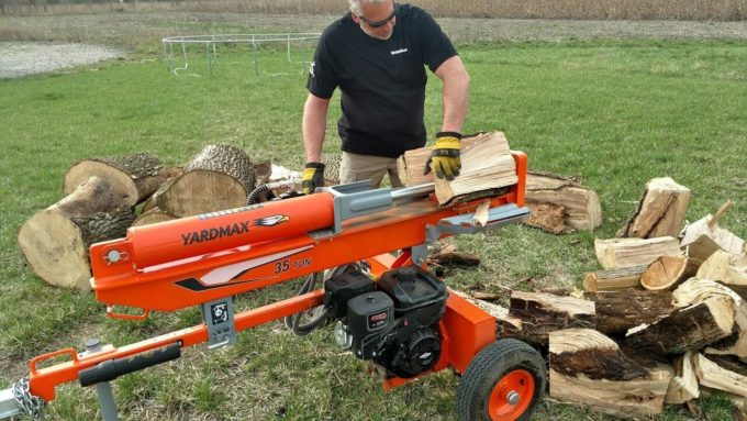 How to Adjust the Pump Pressure on a Log Splitter