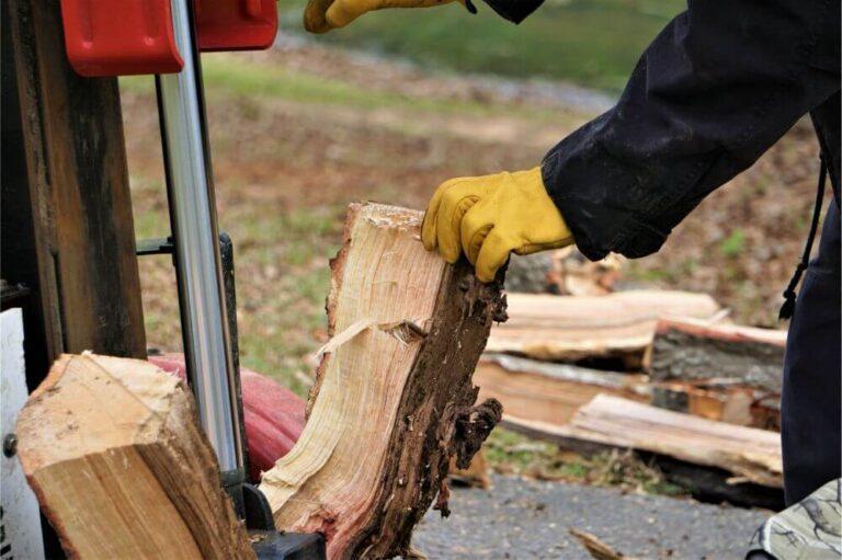 Most Powerful Log Splitter